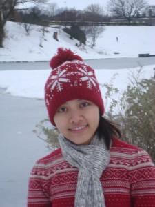 Tham Nguyen IDEAS Scholar
