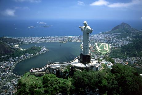 Christ the Redeemer, Rio de Janeiro Brazil