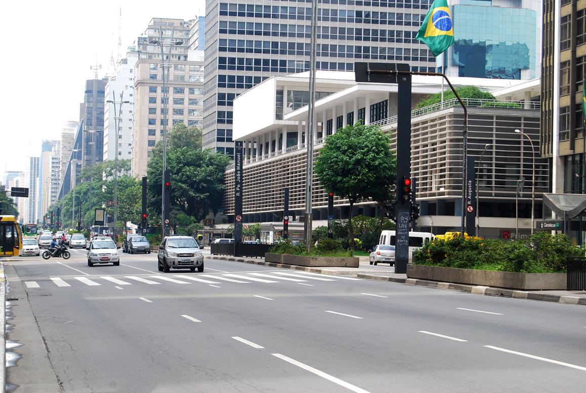 Sao Paulo - a modern city
