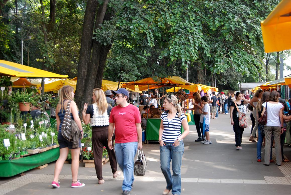 Sao Paulo - open market