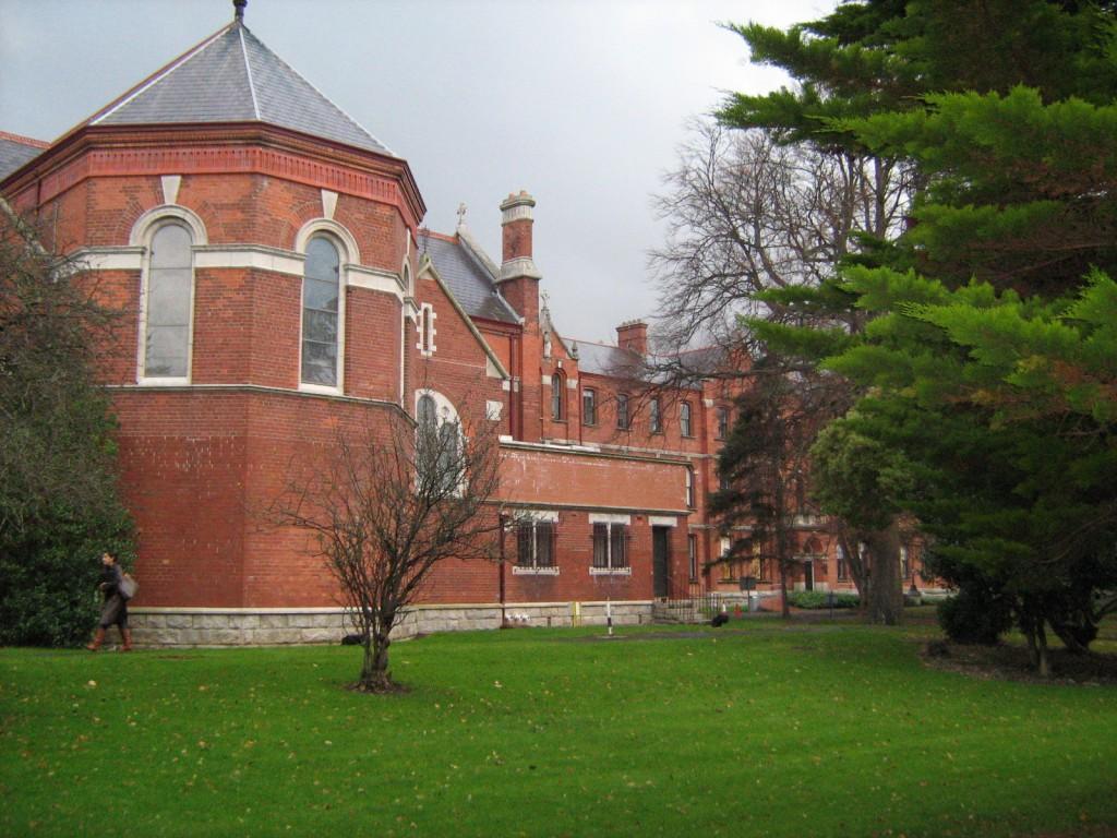 End of Summer on UCD Smurfit School campus