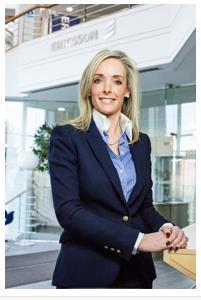 Zelia Madigan, MD Ericsson Ireland