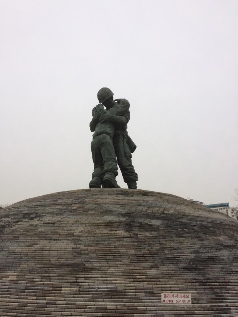 Figure 1 War Memorial - Seoul