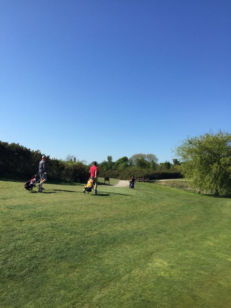 MBA Luttrellstown - 3 Golfers